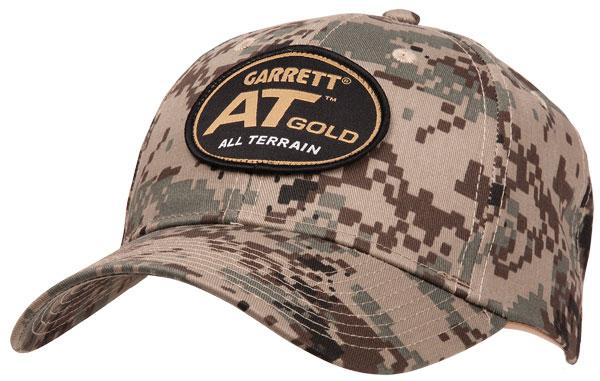 Garrett AT Gold Kappe Mütze Baseball Cap Snapback