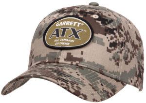 Garrett ATX Kappe Mütze Baseball Cap Snapback
