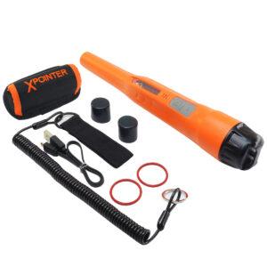 Quest XPointer PRO Pin Pointer PinPointer Unterwasser Underwater Metalldetektor