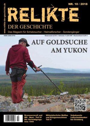 RELIKTE der Geschichte Ausgabe 10 Magazin Heft