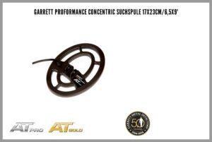 "Garrett PROformance Concentric Suchspule 17x23cm/6,5x9"""