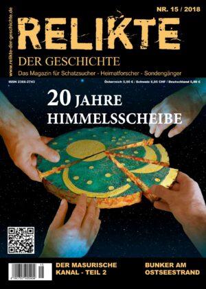 RELIKTE der Geschichte 15 Magazin Heft