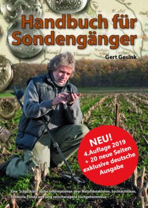 Handbuch für Sondengänger NEU! 4.Auflage + 20 neue Seiten, exklusive deutsche Ausgabe