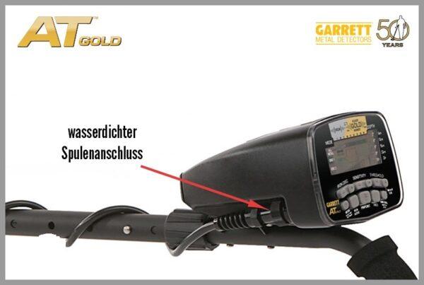 Garrett AT Gold Metalldetektor / Metallsuchgerät