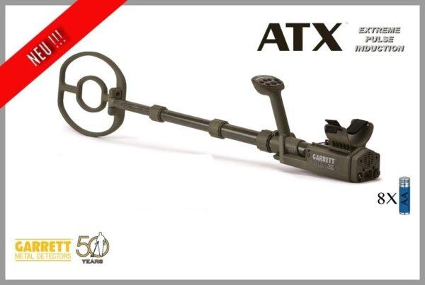 Garrett ATX Deepseeker Package