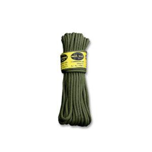 Kommandoseil oliv 5 mm Länge 15 Meter für Bergemagnete