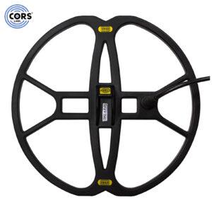 CORS Strike Suchspule Tiefenleistungsspule 30,5 cm x 33 cm für Fisher F11 - F22 - F44, Gold Bug, F19