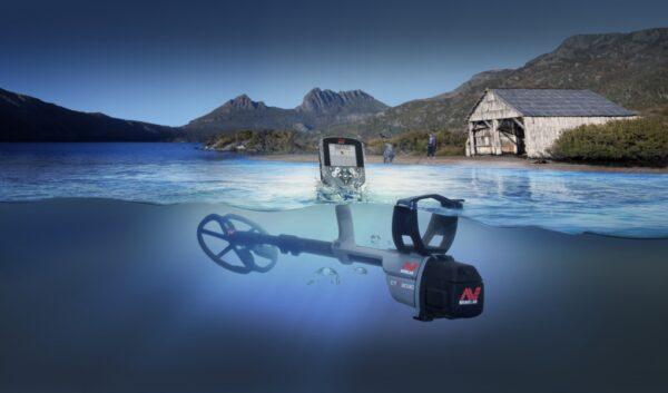 Minelab CTX-3030 GPS Metallsonde Metalldetektor + GRATIS 42cm Tiefensuchspule Angebotspaket