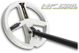 XP Deus und ORX Doppel-D HF Spule 22,5cm Hochfrequenzspule