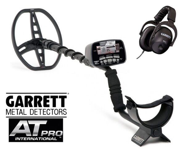 Garrett AT Pro Metalldetektor Metallsuchgerät