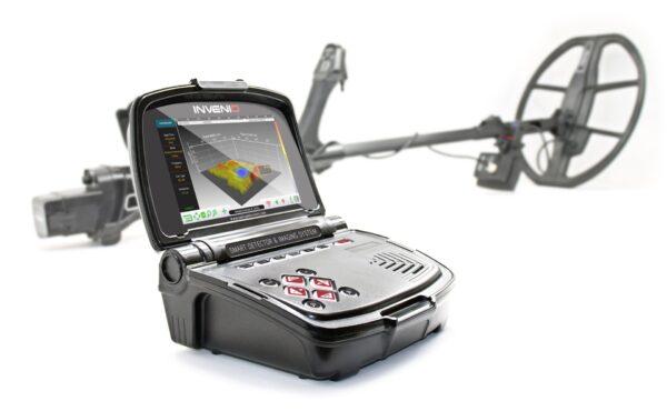 Nokta Invenio Pro Version Bodenscanner Golddetektor Gold Detector 3D (Neu) New