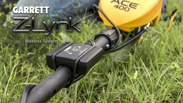 Garrett Z-Lynk Wireless System für den beliebigen Kopfhörer und Detektor