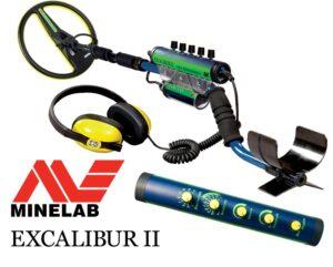 Minelab Excalibur 2 Unterwasser Metalldetektor