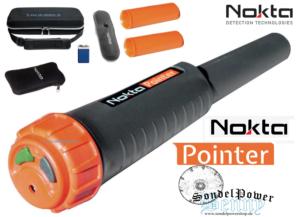 Nokta-Pointer Wasserdichter Pinpointer + Gratis Zubehör