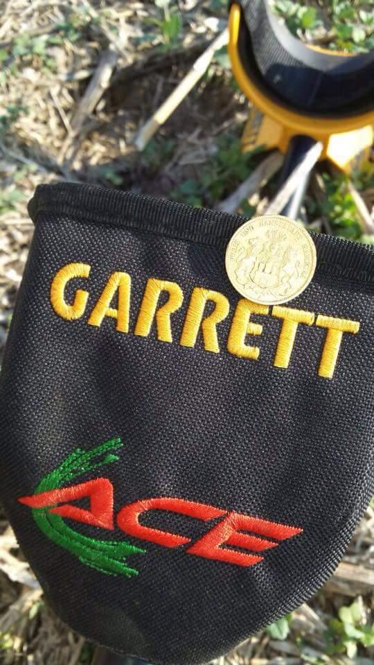 Garrett ACE 150 Metalldetektor / Metallsuchgerät