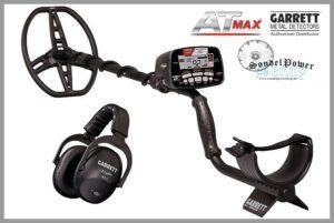 Garrett AT MAX International Metallsonde Metalldetektor Metal Detector wasserdicht