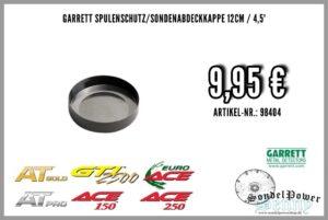 """Garrett Spulenschutz Sniper 12cm / 4,5"""""""