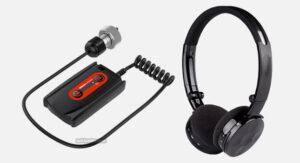 Deteknix Funkkopfhörer WA für Garrett AT Pro , AT Gold und ATX