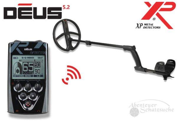 XP DEUS X35 28 RC V5.2