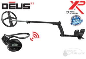 XP DEUS X35 28 WS4 5.2