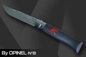 XP Opinel Messer mit Feststellring Outdoor Taschenmesser